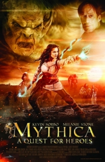 Mythica: A Quest for Heroes film afişi