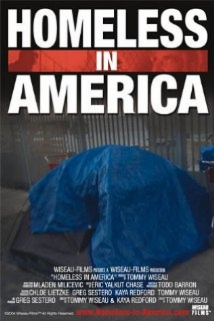 Homeless In America film afişi