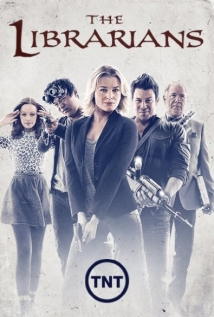 The Librarians film afişi