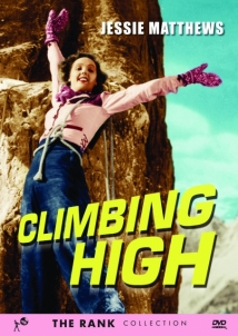 Climbing High film afişi