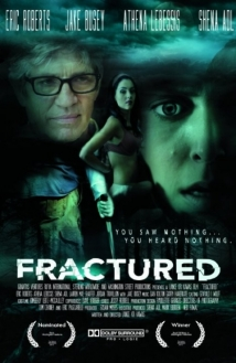 Fractured film afişi