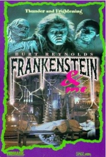 Frankenstein ve Ben film afişi