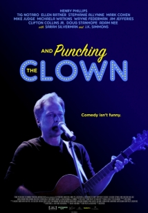 And Punching The Clown film afişi