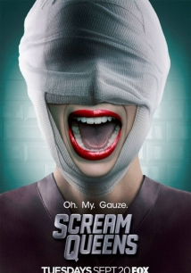 Scream Queens film afişi