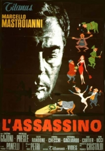 L'assassino film afişi