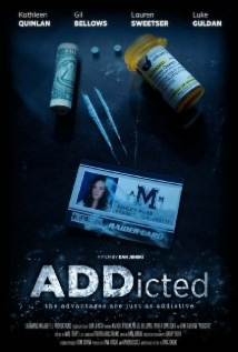 ADDicted film afişi