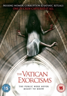 The Vatican Exorcisms film afişi