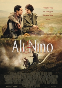 Ali And Nino film afişi