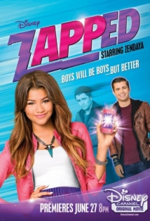 Zapped film afişi