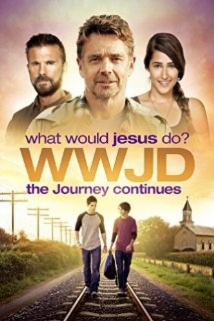 WWJD What Would Jesus Do? The Journey Continues film afişi