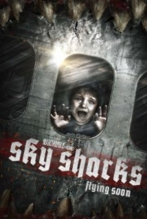 Sky Sharks film afişi