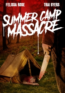 Caesar and Otto's Summer Camp Massacre film afişi