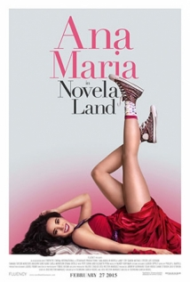 Ana Maria In Novela Land film afişi