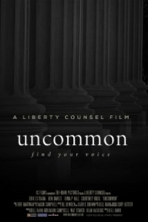Uncommon film afişi