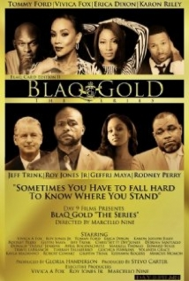 Blaq Gold film afişi