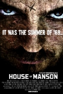 House Of Manson film afişi