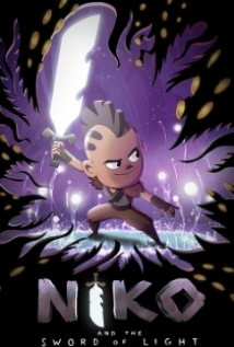 Niko And The Sword Of Light film afişi