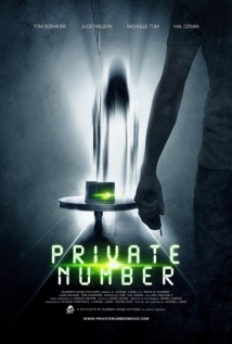 Private Number film afişi