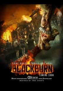 The Blackburn Asylum film afişi