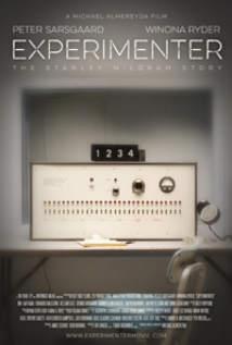 Experimenter film afişi