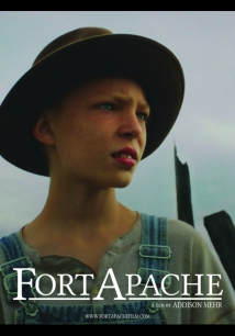 Fort Apache film afişi