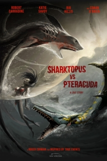 Sharktopus Vs. Pteracuda film afişi