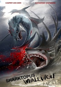 Sharktopus Vs. Whalewolf film afişi
