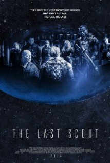 The Last Scout film afişi