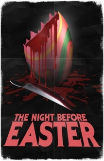 The Night Before Easter film afişi