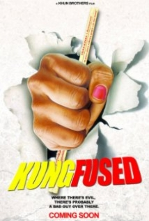 Kungfused film afişi