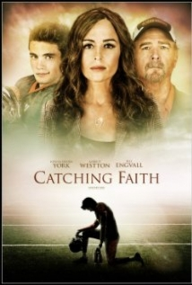 Catching Faith film afişi