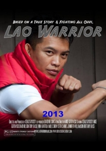 Lao Warrior film afişi