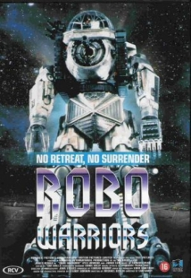 Robo Warriors film afişi