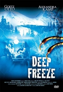 Deep Freeze film afişi
