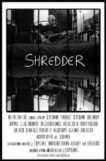 Shredder film afişi