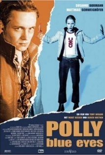 Polly Blue Eyes film afişi