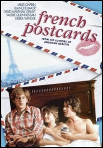 French Postcards film afişi