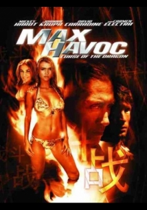 Max Havoc: Curse Of The Dragon film afişi