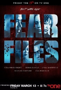 Fear Files film afişi