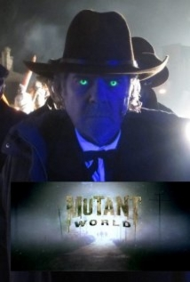 Mutant World film afişi