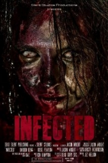 Infected film afişi