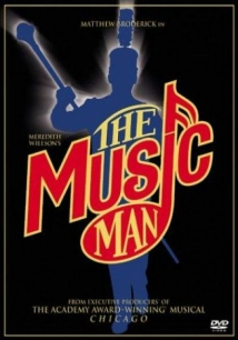 The Music Man film afişi
