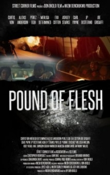 Pound Of Flesh film afişi