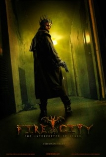 Fire City: End Of Days film afişi