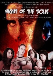 Night of the Dolls film afişi