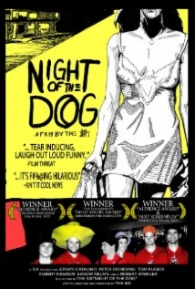 Night Of The Dog film afişi