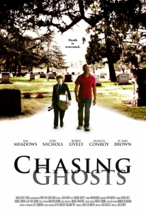 Chasing Ghosts film afişi