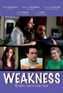 Weakness film afişi