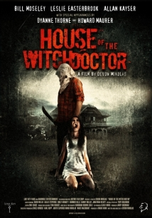 House Of The Witchdoctor film afişi
