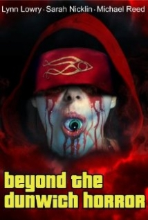 Beyond the Dunwich Horror film afişi